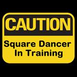 Square Dancer In Training