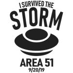 I Survived The Area 51 Storm