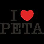 I Heart PETA