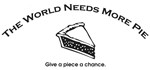 The World Needs More Pie (logo)