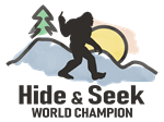 Bigfoot Hide & Seek World Champion