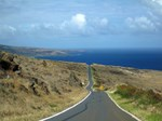 Road to the Pacific Maui Hawaii