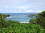 Black Sand Cove Maui Hawaii