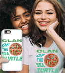 CLAN OF THE SEA TURTLE