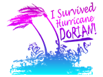 I Survived Hurricane Dorian