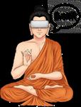 EvolVR Buddha