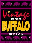 Vintage Buffalo