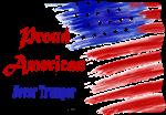 Proud American-Never Trumper