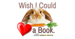 Heart a Book - Rabbit