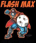 Flash Max Fire Safety Superhero