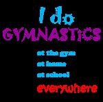 I Do Gymnastics