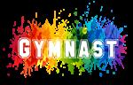 Gymnast Rainbow