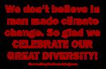 Celibrate Climate Change Diversity