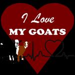 I Love My Goats