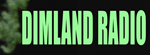 Dimland Radio Mystery Banner Logo