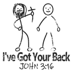 Jesus Has Your Back