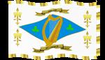 "Irish Brigade of France ""Drapeau d' Adieu"" (Flag o"