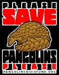 SAVE PANGOLINS!