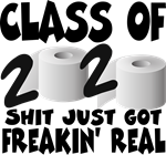Class of 2020 Toilet Paper