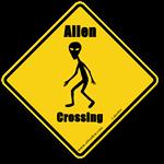Alien Crossing Womensswear
