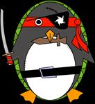 Ninja Pirateguin