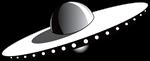 Classic UFO Design
