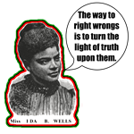 The Way To Right Wrongs Is To Turn The Light of Tr