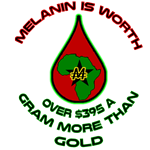 Melanin Is Worth Over $395 A Gram More Than Gold (