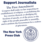 Support Journalists Items