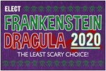 Frankenstein Dracula 2020