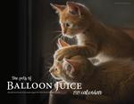 2021 Pets of Balloon Juice calendars