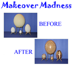 Pysanky Makeover Madness
