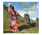 Super Pysanky of Easter Island