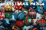 Christmas Peace Pysanky