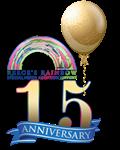 Reece's Rainbow 15 Year Anniversary