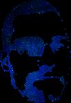 Jerokiah Blue Face