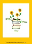 Marianne Wallace - Sunflowers & Books
