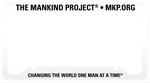 MKP License Plate Frame