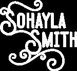 Sohayla Smith Logo White