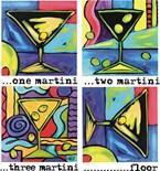 Three Martini