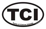 Turks Caicos Islands Flag