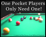 One Pocket Pool Player Collection