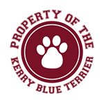 Kerry Blue Terrier T-Shirts