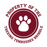 Treeing Tennessee Brindle T-Shirts