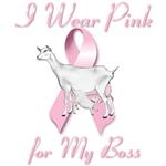 GOAT-I Wear Pink-Boss