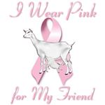 GOAT-I Wear Pink-Friend