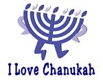 I Love Chanukah