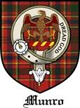 Clan Munro Badge