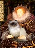 Cats Famous Art