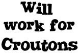 Croutons Design